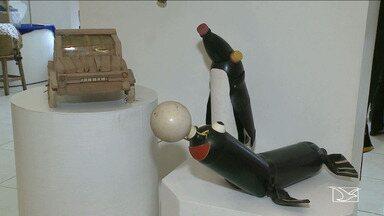Exposição com acervo da casa de nhozinho é aberta em São Luís - A proposta é fazer com que os visitantes conheçam um pouco mais do museu, que está fechado para reforma.