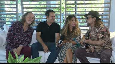 JPB2JP: Entrevista com Alceu Valença, Elba Ramalho e Geraldo Azevedo - Fazem show na Capital.