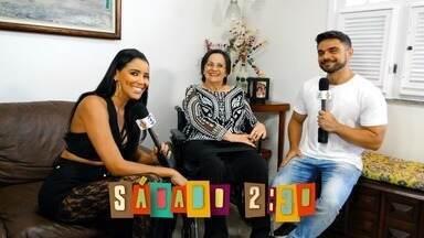 Chamada: Maria da Penha participa do Se Liga VM deste sábado (10) - Niara Meireles e Daniel Viana conversam com ativista pelo direito das mulheres