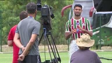 Confira como foi o Media Day do Fluminense - Confira como foi o Media Day do Fluminense
