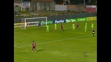 Brasil enfrenta o São Paulo neste domingo (11) - Jogo acontece às 17h, no estádio Aldo Dapuzzo, em Rio Grande.