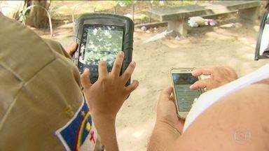 Banco de dados ajuda a devolver celulares recuperados pela polícia em PE - Programa reduziu os roubos de aparelhos e ajudou 800 pessoas a ter o aparelho de volta.