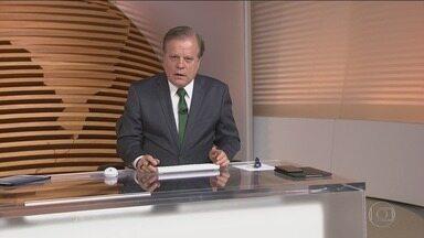 Bom Dia Brasil - Íntegra 13 Março 2018 - O telejornal, com apresentação de Chico Pinheiro e Ana Paula Araújo, exibe as primeiras notícias do dia no Brasil e no mundo e repercute os fatos mais relevantes.