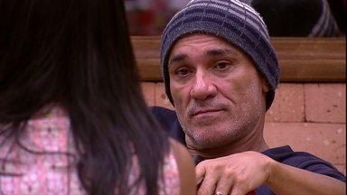 Ayrton dispara sobre Diego: 'Ele tenta desestabilizar vocês' - Brothers conversam na cozinha
