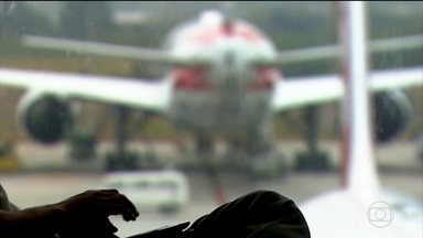 Anvisa gasta R$ 14 milhões por ano para fiscalizar empresas estrangeiras - São passagens, hotéis e restaurantes, pagos pela Agência Nacional de Vigilância Sanitária em viagens à Europa, aos Estados Unidos e à Ásia, para regularizar a entrada de remédios e equipamentos de saúde.