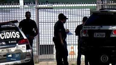 """Polícia investiga morte de dois homens na zona leste de São Paulo - Uma das vítimas disse que """"foi o Issac"""" antes de morrer. Ataque foi no Parque São Lucas."""