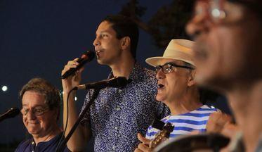 Grupo de chorinho faz apresentação no 'Combinado' em homenagem ao aniversário de Aracaju - Para festejar os 163 anos da capital sergipana, convidamos o grupo de corinho Dom José do Ban. Confira a participação deles no programa.