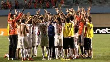 Ferroviário vence Vila Nova e é único clube cearense que segue na Copa do Brasil - Confira mais notícias em G1.globo.com/ce