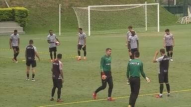 Atlético-MG, que recebe a URT nas quartas de final, não quer outra disputa de pênaltis - Atlético-MG, que recebe a URT nas quartas de final, não quer outra disputa de pênaltis