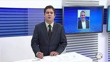 Jornalista Alexandre Farias volta a falar - Apresentador vai continuar passando por sessões de fonoaudiologia para melhorar ainda mais a voz.