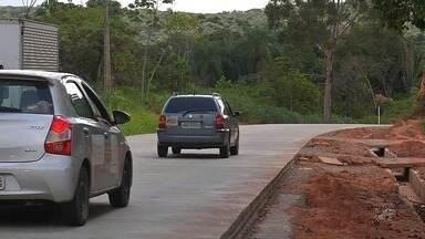 Sem sinalização em trecho novo da CE-292, motoristas não respeitam limite de velocidade - Outras informações no G1.com.br/ce