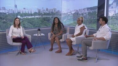 Globo Comunidade RJ - Íntegra 18 Março 2018 - Noticiário que traz assuntos de interesse da comunidade, como qualidade de vida e urbanismo.