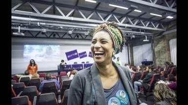 Marielle Franco iniciou militância após perder amiga vítima de bala perdida - A quinta vereadora mais votada do Rio de Janeiro foi da Comissão de Direitos Humanos e de Defesa das Mulheres.