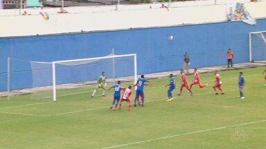 Nacional e Princesa empatam em 0 a 0 e se classificam ao mata-mata do returno - Tubarão avançou na liderança e foi direto às semifinais, enquanto Leão encara Rio Negro nas quartas