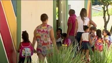 Escola em Aracruz é arrombada pela 5ª vez em menos de três meses - Escola fica em Jacupemba, Aracruz.