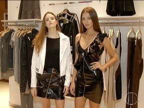 Confira as tendências de moda para o outono - Nova estação começou nesta terça.