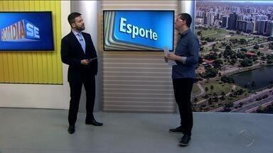 Confira as notícias do esporte desta quinta (22/03) - Thiago Barbosa destaca penúltima rodada do grupo A da Copa do Nordeste.