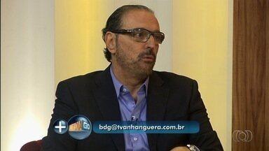 Reumatologista tira dúvidas sobre sintomas e tratamento da fibromialgia, no BDG Responde - Rafael Navarrete responde aos questionamentos enviados pelos canais de comunicação da TV Anhanguera.