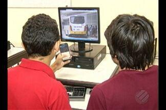 Estudantes da UFPA criaram um aplicativo para facilitar a locomação de cegos - A iniciativa facilitará na locomoção do transporte público.