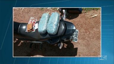 Dois homens são presos transportando droga em Codó - O município do leste do estado tem se mostrado um corredor de distribuição para traficantes de drogas.