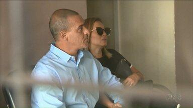 Pecuarista acusado de matar professora é julgado após 18 anos - Mauro Janene Costa é acusado de matar a professora Maria Estela Pacheco no ano 2000.