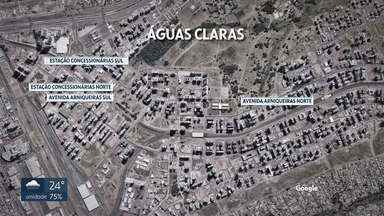 Eleição vai escolher o nome de praças de Águas Claras - Moradores podem votar até o dia 8 de abril. Todas terão nome de pássaros.