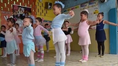 Projeto social ajuda crianças e jovens em Porto Alegre - Projeto social ajuda crianças e jovens em Porto Alegre.