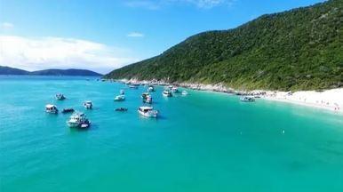 Globo Repórter – Costa do Sol, 23/03/2018 - Programa embarcou em uma aventura uma das mais belas regiões do Sudeste brasileiro.