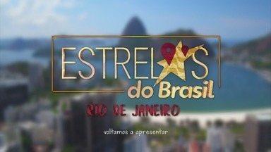 Estrelas - Programa de 24/03/2018, na íntegra - O programa apresentado por Angélica mostra curiosidades e hobbies de atores, cantores e personalidades brasileiras.