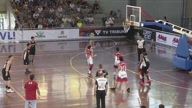 Copa TV Tribuna de Basquete Escolar chega às finais em Santos - Finais foram realizadas no ginásio do Sesc.