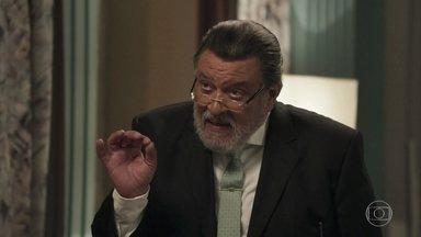 Gustavo tenta negociar valor da pensão de Nádia - Nádia afirma que vai tirar todo o dinheiro do ex-marido