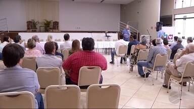 Profissionais discutem implantação do Hospital de Amor de Barretos em Dourados - Encontro foi realizado no fim de semana.
