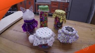Veja a dica para fazer um presente de Páscoa - Confira a dica de Elaine Gonzales