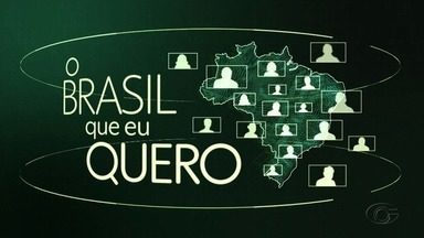 Que Brasil você quer para o futuro - Saiba como enviar o seu vídeo.
