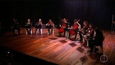 Teatro municipal de Cabo Frio, RJ, é reinaugurado - Assista a seguir.