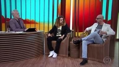 Sérgio Rodrigues elogia o livro de Giovani Martins - Roteirista e colunista do 'Conversa' analisa o trabalho do jovem escritor