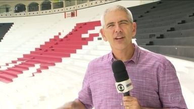 Vasco se prepara para enfrentar o Cruzeiro pela Libertadores - Vasco se prepara para enfrentar o Cruzeiro pela Libertadores