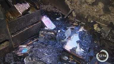Veja dicas simples de segurança para evitar incêndios aos carregar celular ou tablet - Na última semana uma casa pegou fogo em São José por causa disso.