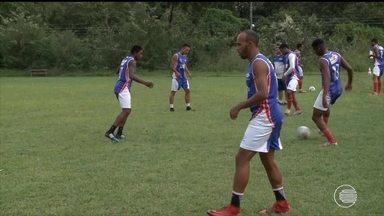Piauí se prepara para enfrentar o Rver-PI pelas semifinais do estadual - Piauí se prepara para enfrentar o Rver-PI pelas semifinais do estadual