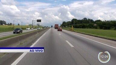 Acompanhe o trânsito ao vivo em São José - O movimento é tranquilo.