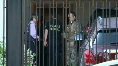 Ministério Público Federal denuncia pessoas por esquema de corrupção em pedágio - 18 pessoas, alvos de investigações foram denunciadas.