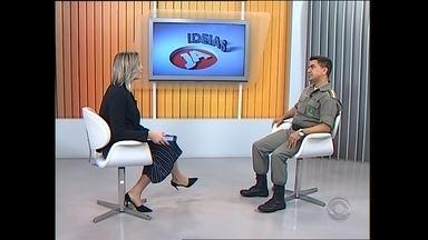 Cidades da Região Central recebem novas viaturas da Brigada Militar - Novos veículos vão para as cidades de Santa maria, Santiago, Rosário do Sul e São Gabriel.