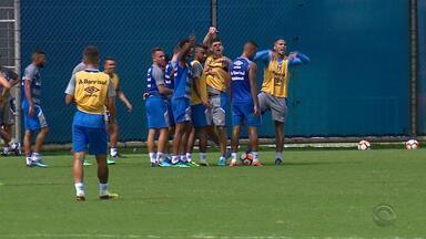 Em casa, Grêmio enfrenta o Monagas pela Libertadores - Assista ao vídeo.