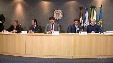 Segundo MPF, concessionária usou ingressos pra Copa de 2014 como presente - Procuradores dizem que a Triunfo Econorte presenteou funcionários públicos e secretários do Estado