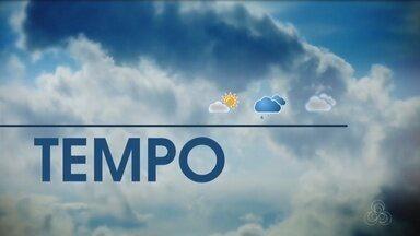 Veja a previsão do tempo para esta quarta-feira (4) - Dados são do Sipam.
