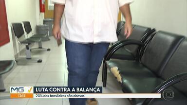 Busca pelo emagrecimento passa por mudança de mentalidade - Segundo o Ministério da Saúde, um em cada cinco brasileiros é obeso.