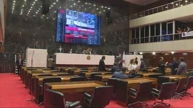 Deputados de MG seguem sem votar projetos de lei dois meses após fim das férias - Deputados de MG seguem sem votar projetos de lei dois meses após fim das férias