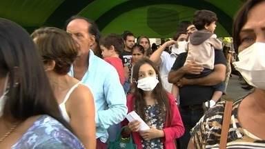 Veja o que é mito e verdade sobre a gripe H1N1 - População não deve tomar medicação por conta própria.