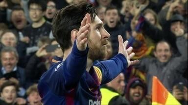Barcelona recebe a Roma na Liga dos Campeões - Barcelona recebe a Roma na Liga dos Campeões