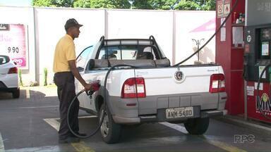 Gasolina de Foz é a mais cara do país - Preço do litro passa dos R$ 4,30 na fronteira.